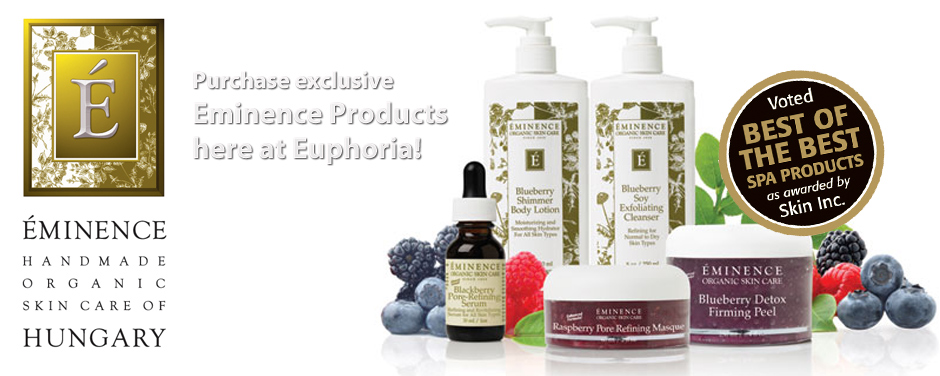 Get Eminence products here at Euphoria